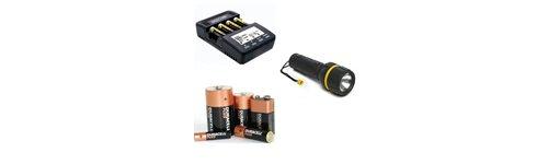 Baterijski ulošci- punjači - lampe